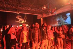 Kelele live at Tropical Diaspora in Yaam/ Berlin 24.10.16